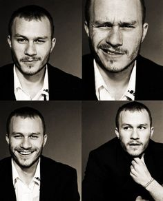 Dear #HeathLedger ;  We thought we would grow old together.