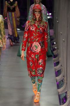 Gucci | Ready-to-Wear - Autumn 2017 | Look 47