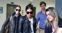 Cunha recebeu a visita da família na cadeia em Curitiba, no início da semana, e teria se emocionado