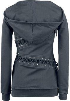 Back Lace Felpa Hoodie. #comfy #hoodie