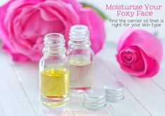 Moisturize Your Foxy Face – Find the carrier oil that is right for your skin typ… Castor Oil For Skin, Oils For Skin, Doterra, Essential Oil Blends, Essential Oils, Oil Cleansing Method, Acne Oil, Face Scrub Homemade, Homemade Moisturizer