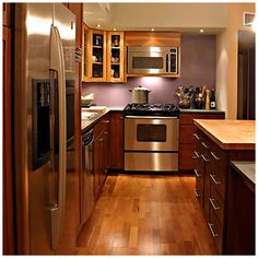 10 MORE SMALL KITCHEN DESIGN IDEAS ~ Interior Design Inspirations for Small Houses