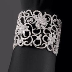 Diamond Bangle alsayeghjewelry