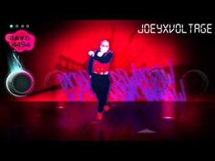 "Just Dance Wii ""U Can't Touch This"" - YouTube"
