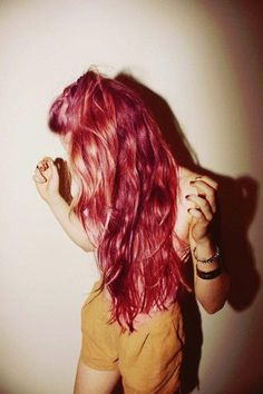 long red hair   Hairstyles and Beauty Tips