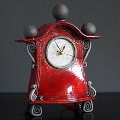 pottery clock - Google Search