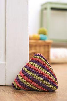 Ziggurat by Lucinda Ganderton, Let's Knit 77, March 2014
