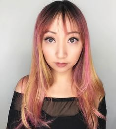 50 Best Hairstyles with Bangs in 2017 Check more at http://hairstylezz.com/best-hairstyles-with-bangs/