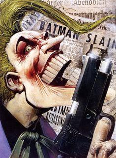 Joker, porCarl Critchlow