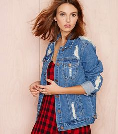 Day Tripper Denim Jacket