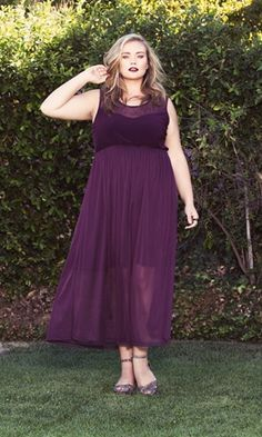 Paris Maxi Dress (Night Shades) $69.90 by SWAK Designs