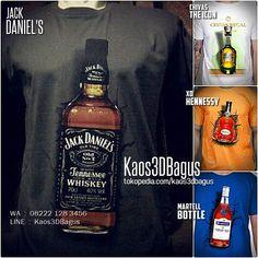 KAOS JACK DANIELS, Kaos Chivas Regal, Kaos Martell, Kaos XO Hennessy, Kaos Whisky, Kaos Botol Whisky, Kaos Clubbing, Kaos Keren, WA : 08222 128 3456, LINE : Kaos3DBagus, https://kaos3dbagus.wordpress.com/2018/01/22/kaos-botol-minuman-kaos-3d