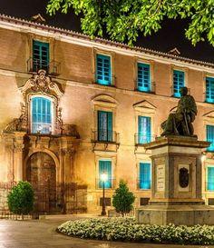Palacio Episcopal. Murcia. spain