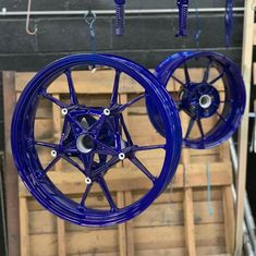 Powder Coat Colors, Powder Coating, Bike Life, Yamaha, Blue