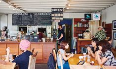 9 Local Cafés Hipsters and Coffee Geeks Will Love - Honolulu Magazine - December 2014 - Hawaii