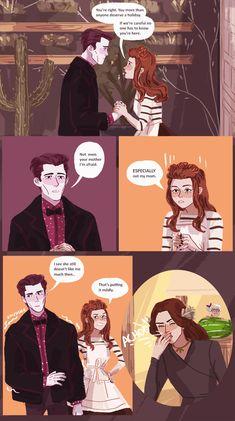 Hades' Holiday :: Part 1. Page 18 | Tapastic Comics - image 1