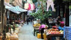 Guangzhou old city