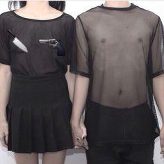 t-shirt emoji pale tumblr outfit style see through transparent shirt grunge pale grunge indie