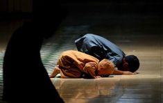 Ablutions rompues, reprendre ou poursuivre la prière?
