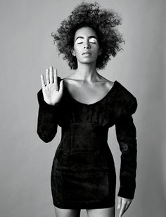 Solange Says, 'I Am A Proud Black Feminist': Sneak Peek At BUST's April/May 2017 Cover Story