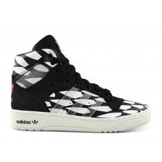 adidas Rivalry Hi World Cup Battle (schwarz/weiss)