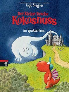 Der kleine Drache Kokosnuss im Spukschloss  (Die Abenteuer des kleinen Drachen Kokosnuss, Band 11) von Ingo Siegner http://www.amazon.de/dp/3570130398/ref=cm_sw_r_pi_dp_nnpMwb0RQRM4S