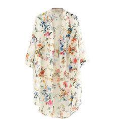 ROPALIA Femmes Floral Cardigan Haut en mousseline de soie... https://www.amazon.fr/dp/B01ESUCAG4/ref=cm_sw_r_pi_dp_sIQKxb18E32NF