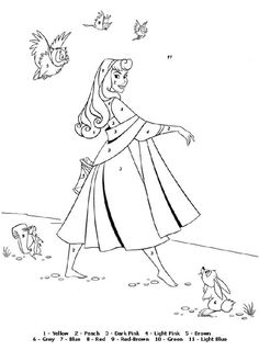 color by number coloring pages | Online Coloring Book ...