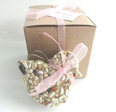 Birdseed Baby Shower Favors Birds Love for Baby Boy & Baby Girl by Nature Favors - set of 50. $129.90, via Etsy.
