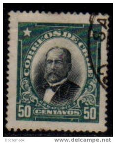 CHILE   Scott   # 108 F-VF USED http://www.delcampe.com/page/item/id,0013353524,language,E.html