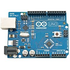 Arduino Uno SMD A000049 Board ---- HEY HEY!!!  For more COOL ARDUINO stuff, check out http://arduinohq.com