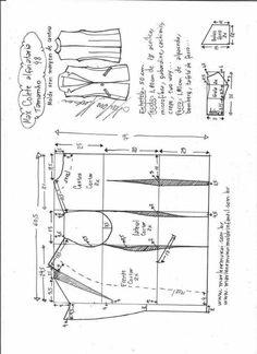 Coat Pattern Sewing, Blazer Pattern, Collar Pattern, Coat Patterns, Pattern Drafting, Dress Sewing Patterns, Jacket Pattern, Sewing Patterns Free, Top Pattern