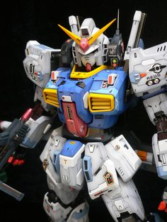 PG 1/60 Gundam Mk-II - Painted Build