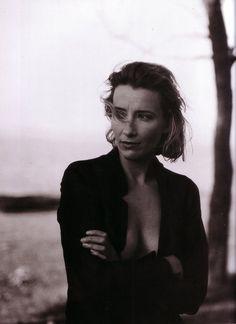 a beautiful soulful image of Emma Thompson...-eh...Tumblr
