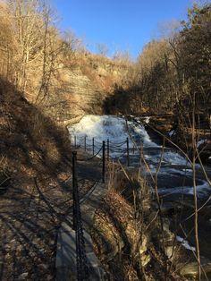 Cascadilla Gorge - Ithaca NY