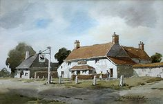 James Fletcher-Watson - Watercolour artist, paintings and art prints