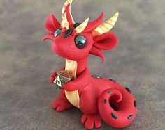 Red Scrap Dragon