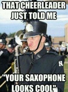 clarinet that looks like a saxophone joke - Google Search