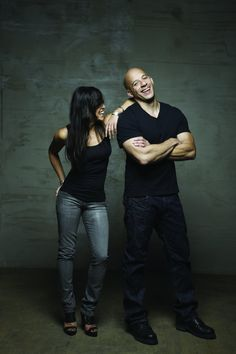 Dom & Letty images Michelle & Vin HD wallpaper and background ...