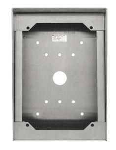 Aiphone SBXDVF Surface Mount Enclosure Box for Flush Mount Door Station. Package Contents SBX-DVF Mounting Box 4 x Speed Nuts Information Name: SURFACE MOUNT BOX F/JB/MK-DVF Category: Intercom Accessories UPC Code: 788255317059 General Information AJ. Brand Name Aiphone Manufacturer Aiphone Co., Ltd Manufacturer Part Number SBX-DVF Product Model SBX-DVF Product Type Mounting Box UPC 788255317059 Miscellaneous Package Contents SBX-DVF Mounting Box 4 x Speed Nuts Physical...
