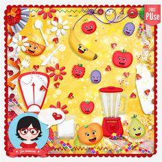 "Kit Digital "" Amo Frutas "", lançamento ***    http://famaura.com/shop/index.php?main_page=product_info=67_3_id=1530  http://scrap-team.com/shop/index.php?main_page=product_info=276_232_230_id=8243"