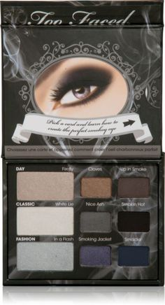 Too Faced Smokey Eye Shadow Collection Ulta.com - Cosmetics, Fragrance, Salon and Beauty Gifts
