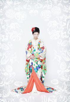 7d34f0a099c88 Simply Red – 福岡    結婚式 白無垢♪ウエディング和装ギャラリー♪色打掛 披露宴  - NAVER まとめ