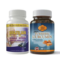 Brazilian Belly Burn and Turmeric Curcumin Combo Pack Green Tea Benefits, Turmeric Curcumin, Medical Weight Loss, Apple Cider Vinegar, Diet Pills, Forests, Healthy Weight, Caffeine, Fitness Goals