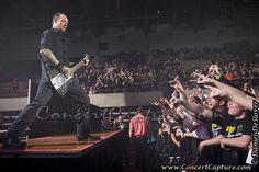 Michael Poulsen / Volbeat - La Crosse Center