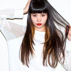 DaB/tsuyoshi SAITO 齋藤 剛 髪型 ヘアカタログ hair ロング