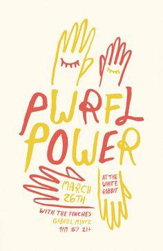Pwrfl Power - Trevor Basset