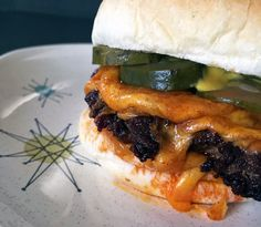 Alton Brown's Private Cheeseburger Recipe: If I found out the world was about to end, I'd calmly walk into the kitchen and make this cheeseburger. Then I'd eat it, and if there was still time, I'd make another.