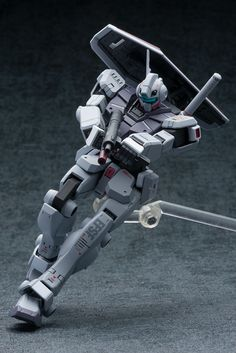 Custom Build: HG 1/144 Cold District Type GM/GM - Gundam Kits Collection News and Reviews