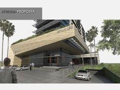 EA+STUDIO Arquitetura - Florianópolis - Santa Catarina - Brasil - Atrium
